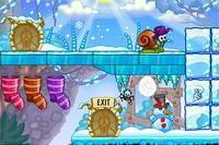Улитка Боб 6: Зимняя История - Snail Bob 6 Winter Story