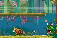 Улитка Боб 8 на Острове - Snail Bob 8 Island Story