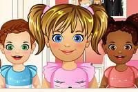 Вечеринка Малышек - Baby Emma Princess Party