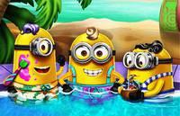 Вечеринка Миньонов - Minions Pool Party