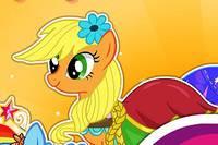 Вечеринка Пони - My Little Pony Prom