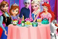 Вечеринка Принцессы - Frozen Party