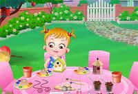 Вечеринка в Саду у Хейзел - Baby Hazel Garden Party