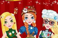 Вечеринка в Свитерах - Princess Christmas Sweater Party