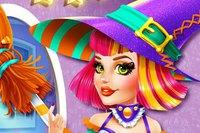 Ведьма Одри - Audrey Halloween Witch