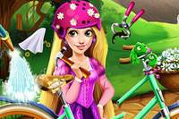 Велосипед Рапунцель - Girls Fix It Rapunzels Bicycle