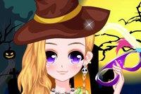 Веселый Хэллоуин 2 - Happy Halloween Girl