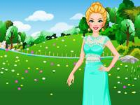 Весенний Бал Барби - Barbie Spring Fling Ball