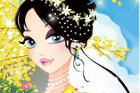 Весенняя Принцесса - Spring Princess Dress Up