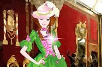 Викторианский Образ - Victorian Dress Up