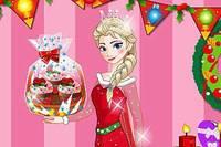 Визит Эльзы - Elsas Christmas Visit