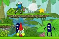 Время Приключений: Джунгли - Adventure Time Jungle
