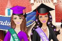 Выпускной Барби - Barbie аnd Friends Graduation