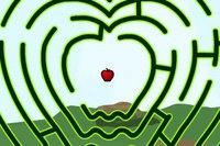 Яблоки и Корзина - Maze Game