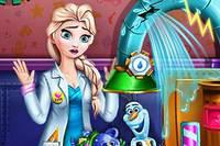 Завод Игрушек Эльзы - Elsa Toys Factory