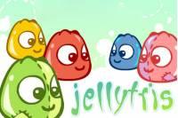 Желе Тетрис - Jellytris
