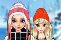 Зимнее Путешествие Эльзы - Elsas Winter Travelling