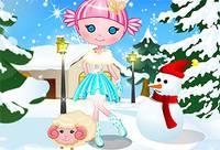 Зимний Образ Куклы - Winter Fairy Doll