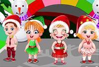 Зимний Стиль Хейзел - Baby Hezel Winter Fashion