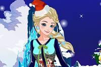 Зимний Свитер Эльзы - Elsas Ugly Christmas Sweater