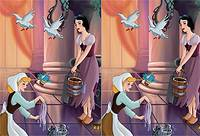 Золушка: Найди Отличия - Cinderella Difference